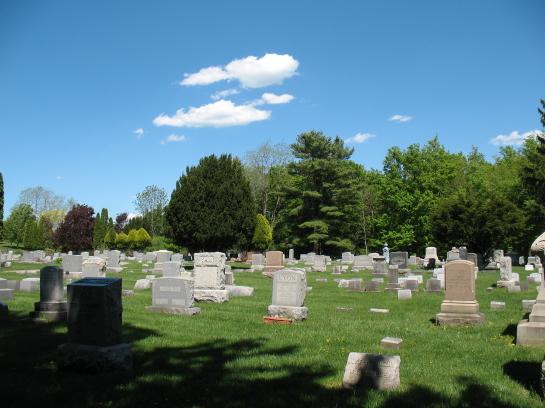 Rose Ridge Cemetery