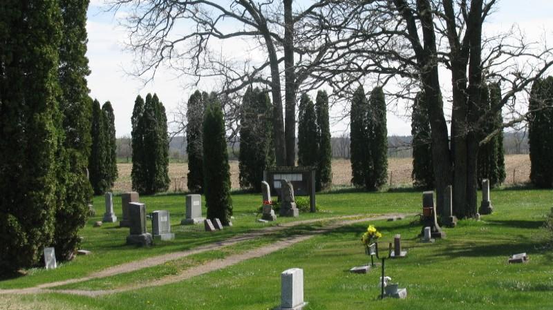 Our Saviors Cemetery