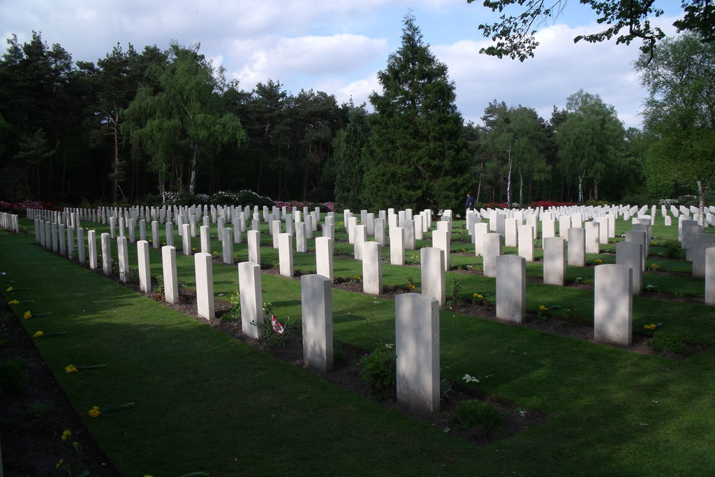 Holten Canadian War Cemetery in Holten Overijssel Find A Grave
