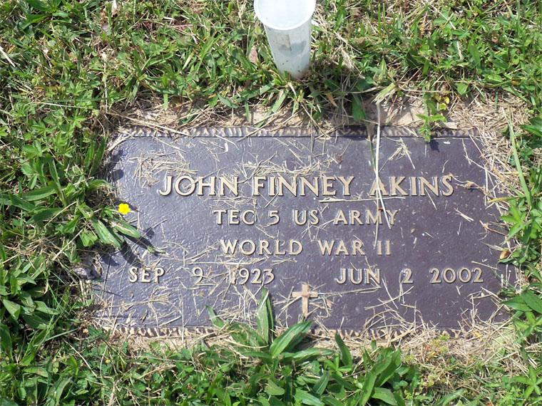 John Finney Akins