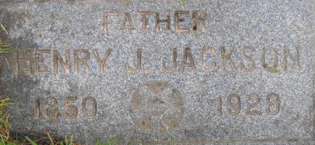 Henry Josiah Jackson