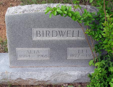 Alta Belle <i>McKown</i> Birdwell