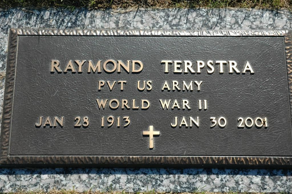 Raymond Terpstra