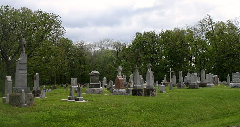 Marysdale Immaculate Conception Catholic Cemetery