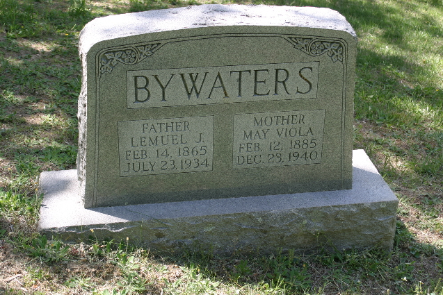May Viola <i>Chaplain</i> Bywaters