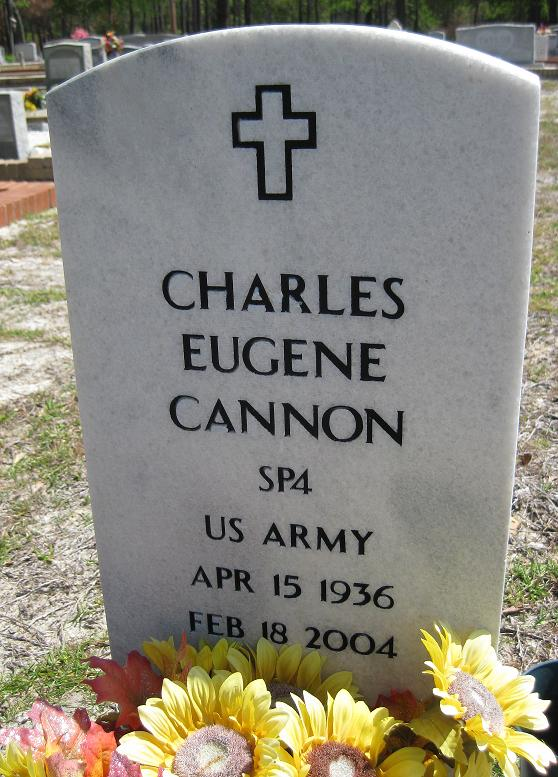 Charles Eugene Cannon
