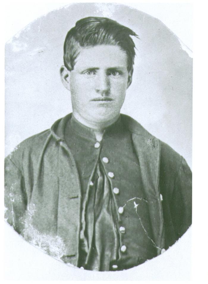 George Burgess Bertie Clark