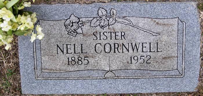 Nell <i>Bouldin</i> Cornwell