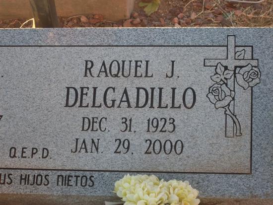 Raquel J. Delgadillo