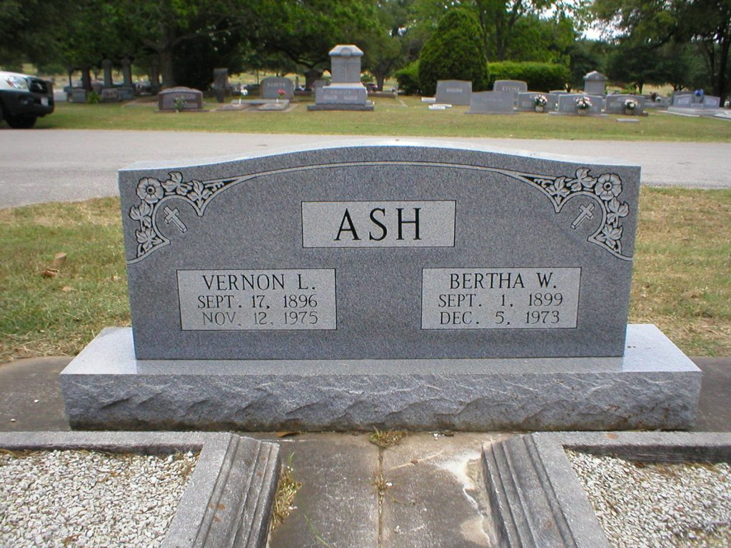 Vernon Luther Ash