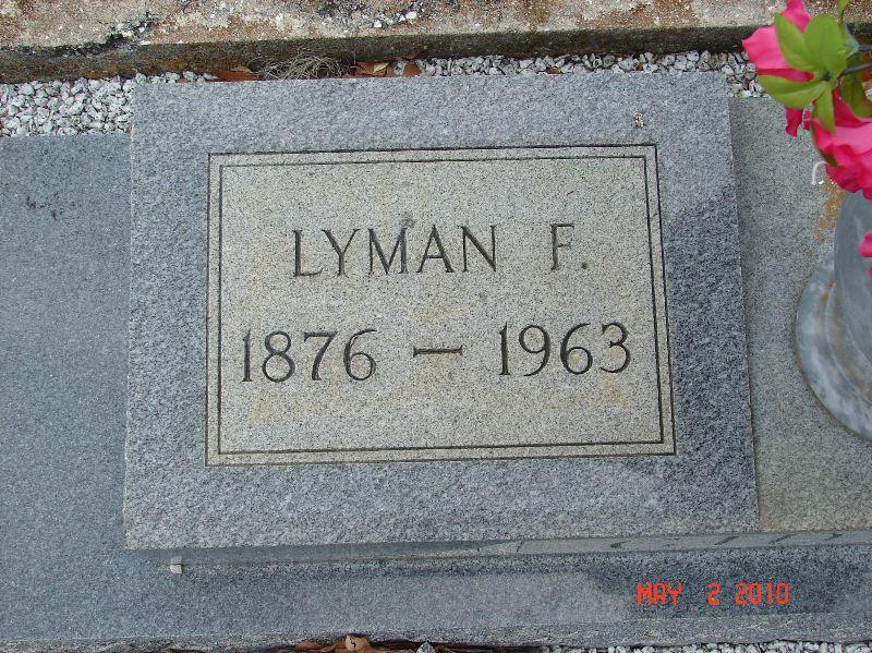 Lyman Franklin Giddens