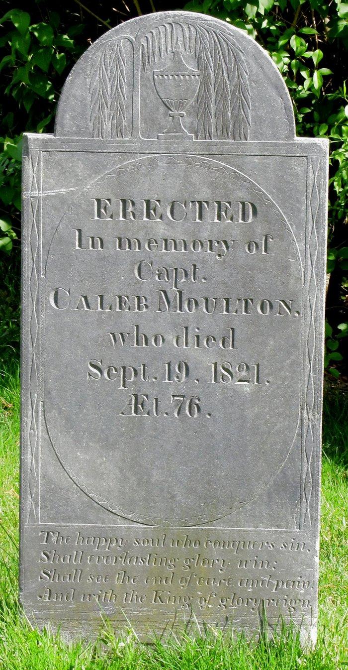 Capt Caleb Moulton