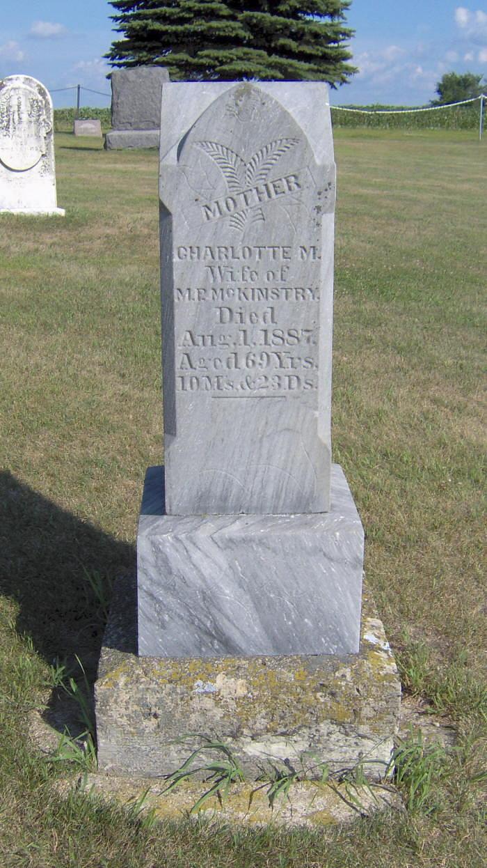 Charlotte M. McKinstry