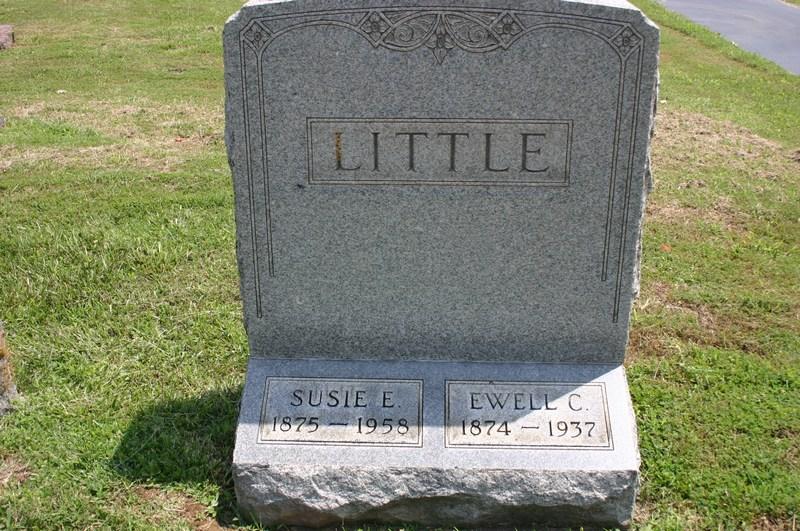 Ewell C Little