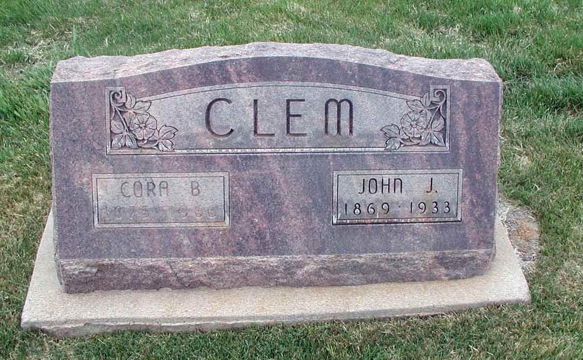 John Joseph Clem
