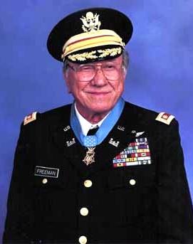 Ed W. Freeman