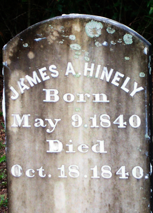James A. Hinely