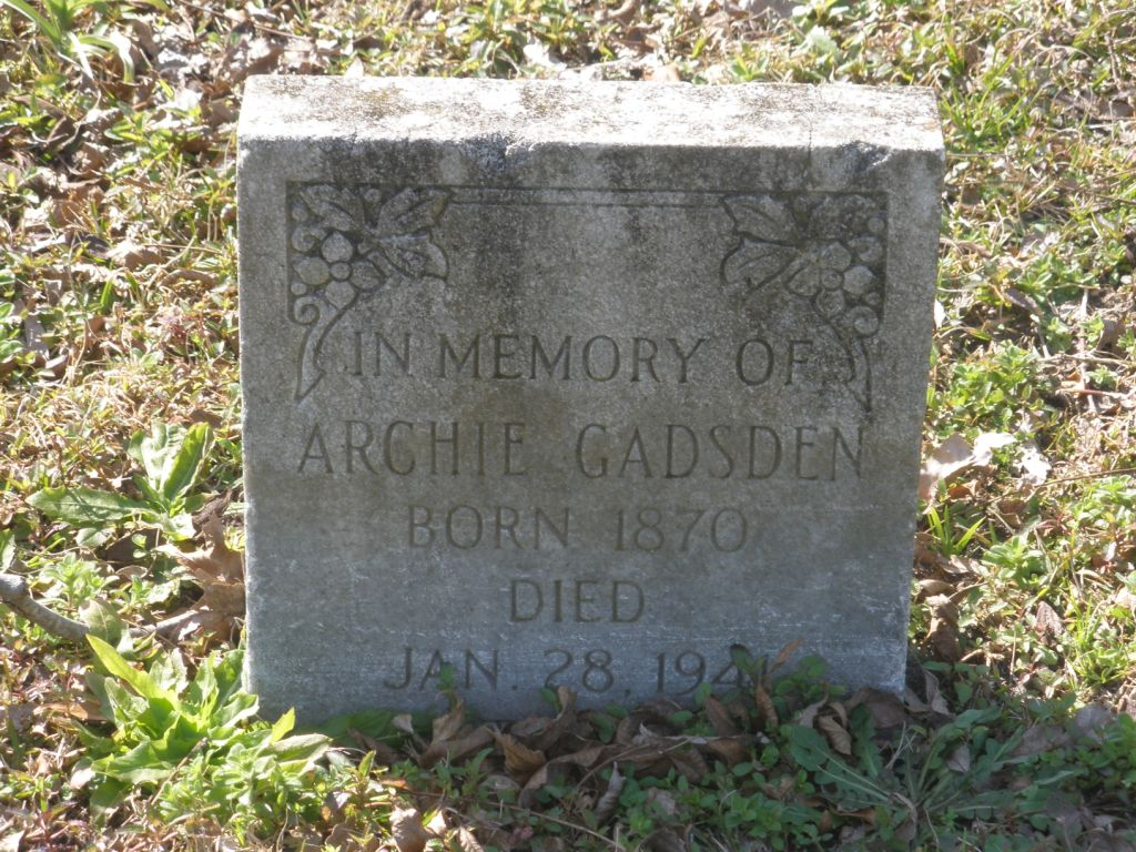 Archie Gadsden