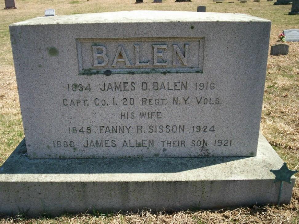 James Dunlap Balen