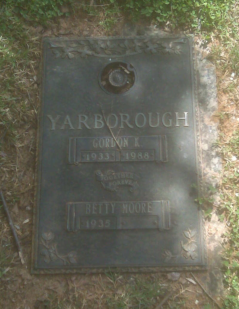 Gordon K Yarborough