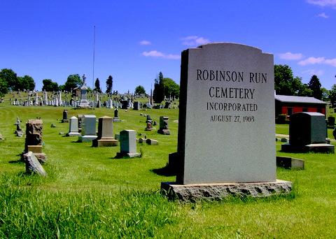 Robinson Run Cemetery