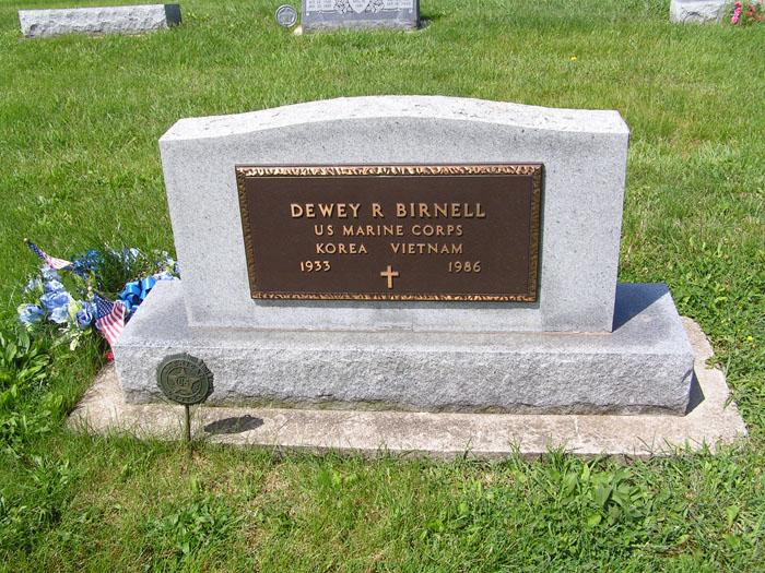 Dewey R Birnell