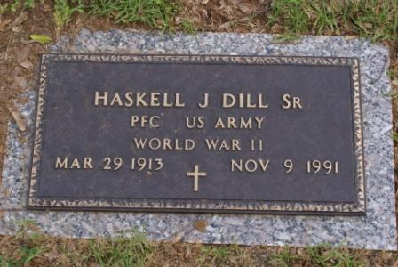 Haskell J Dill, Sr.