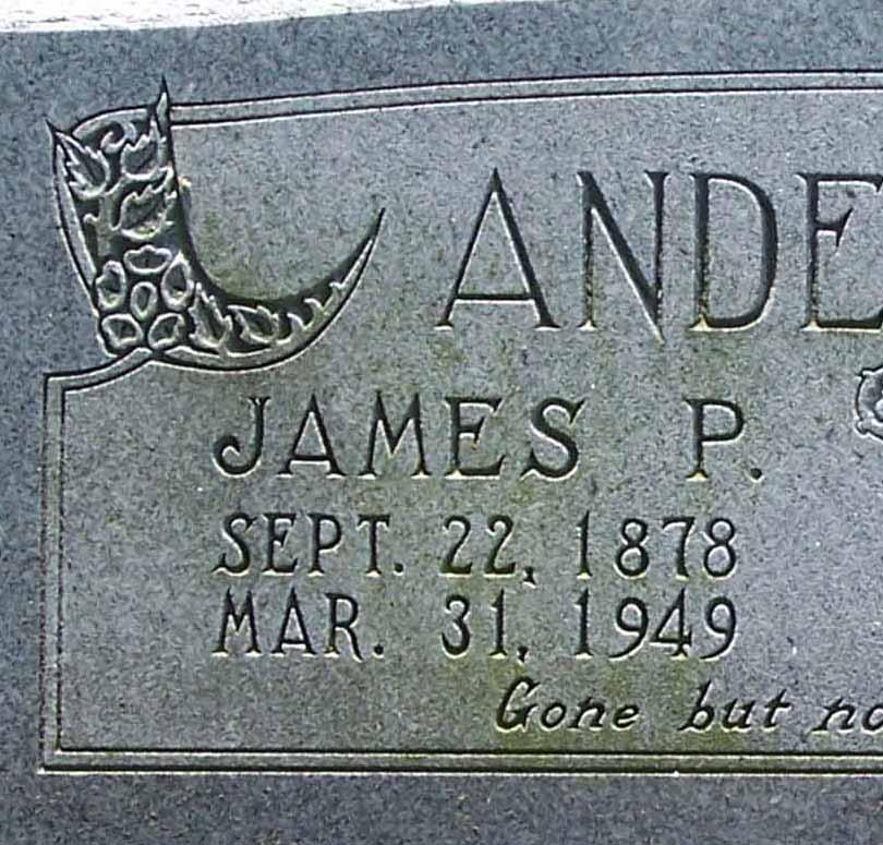 James Patrick Anderton