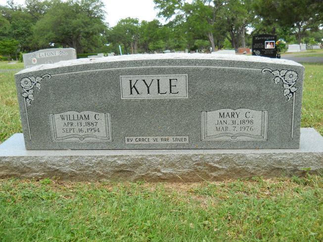 William Crawford Kyle, Sr