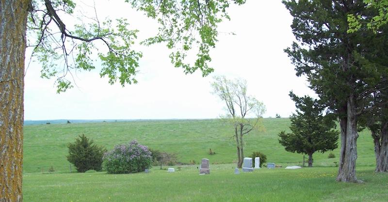 Butte Cemetery