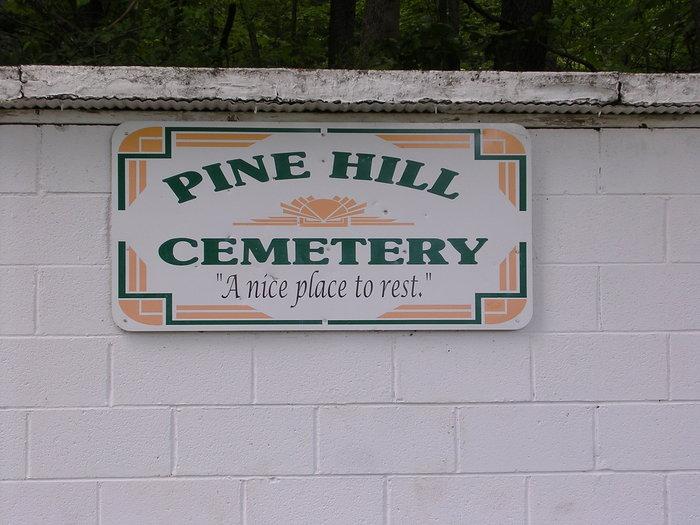 Pine Hill Cemetery