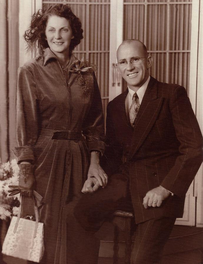 Muriel Winifred <i>Williams</i> Campbell