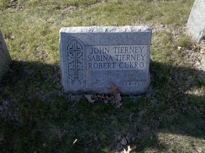 John Joseph Jack Tierney