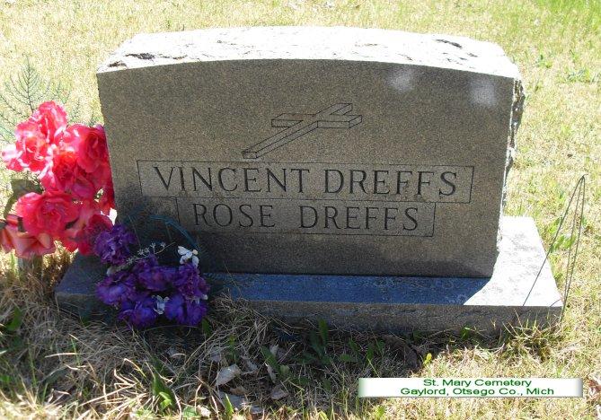 Vincent Joseph Dreffs