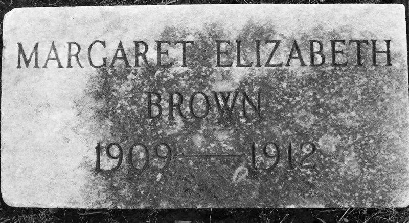 Margaret Elizabeth Brown