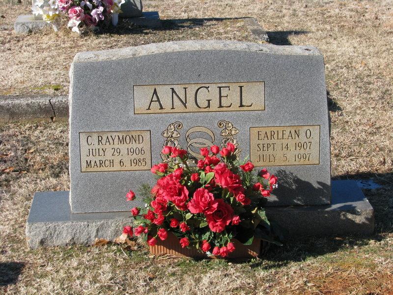 Charles Raymond Angel