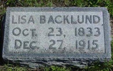 Lisa Backlund