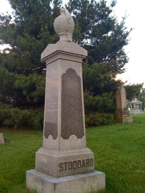 James M Stoddard