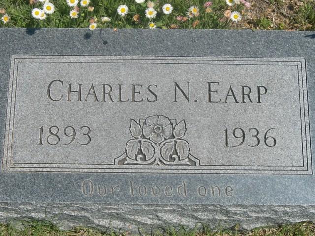 Charles Nugent Earp