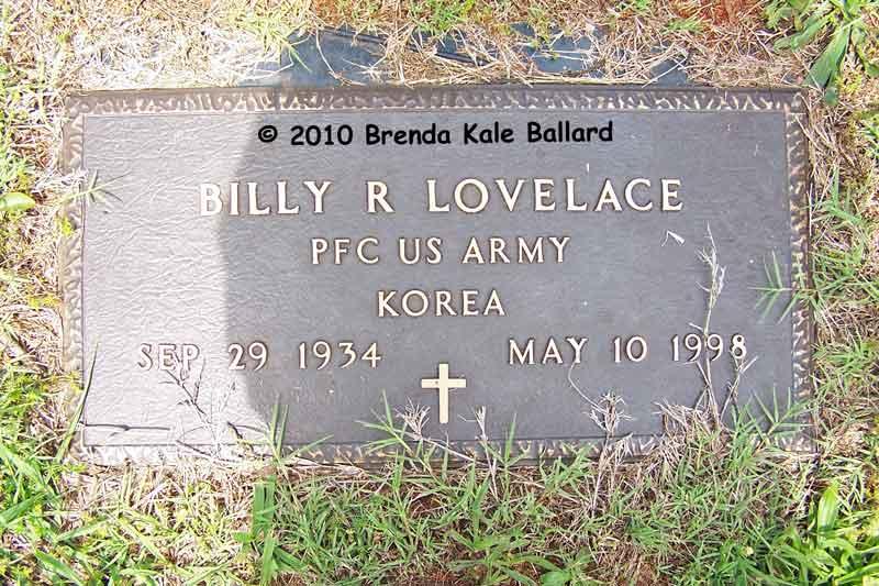 Billy R Lovelace