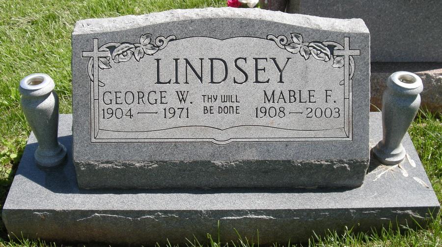 George Washington Lindsey