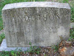 Dora F. Anderson
