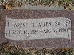 Brent Taylor Allen, Sr
