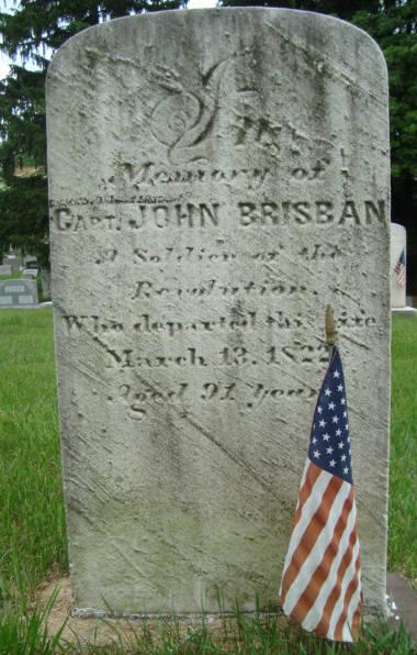 Capt John Brisban