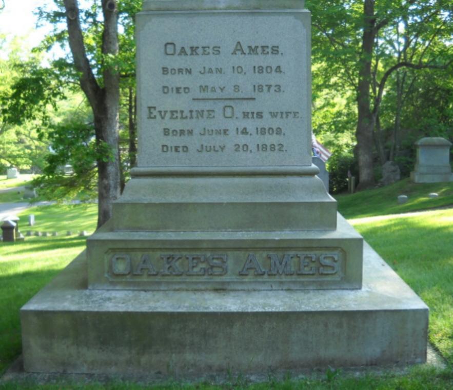 Eveline Orville <i>Gilmore</i> Ames