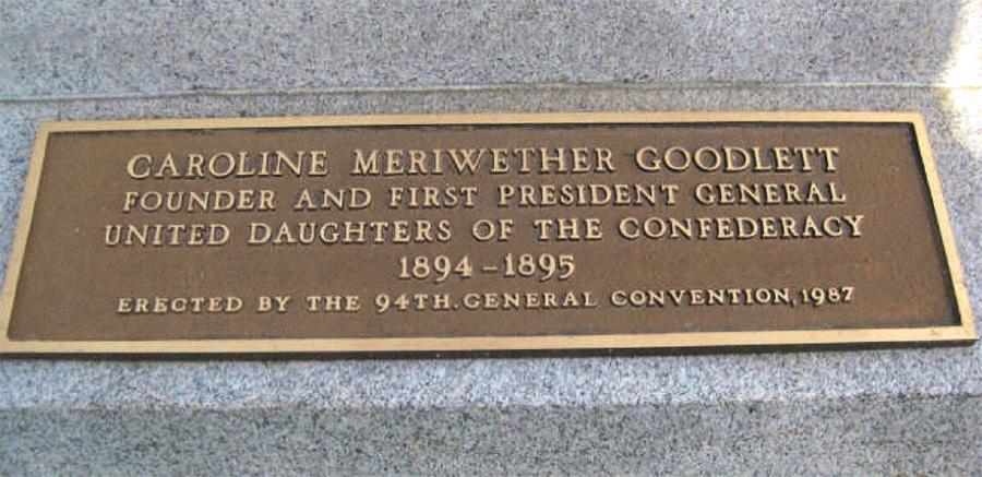 Caroline Douglas <i>Meriwether</i> Goodlett