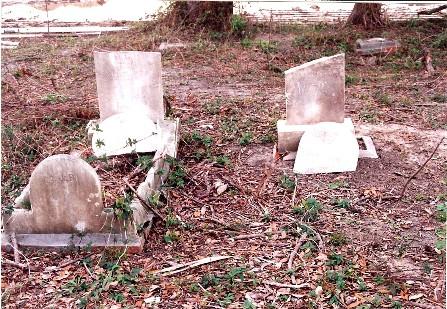 Garret Berwick Family Cemetery