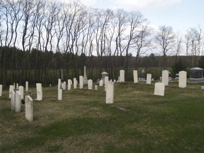 Pond Cemetery 1
