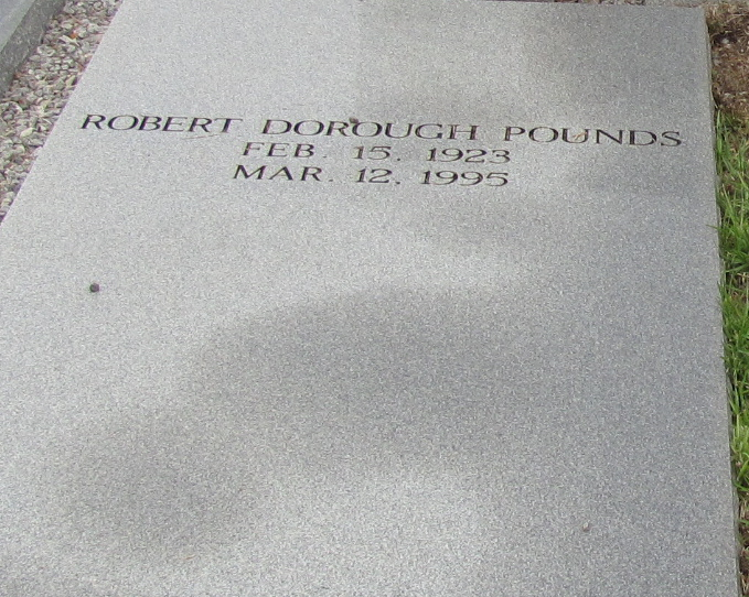 Sr Robert Dorough Bob Pounds, Sr