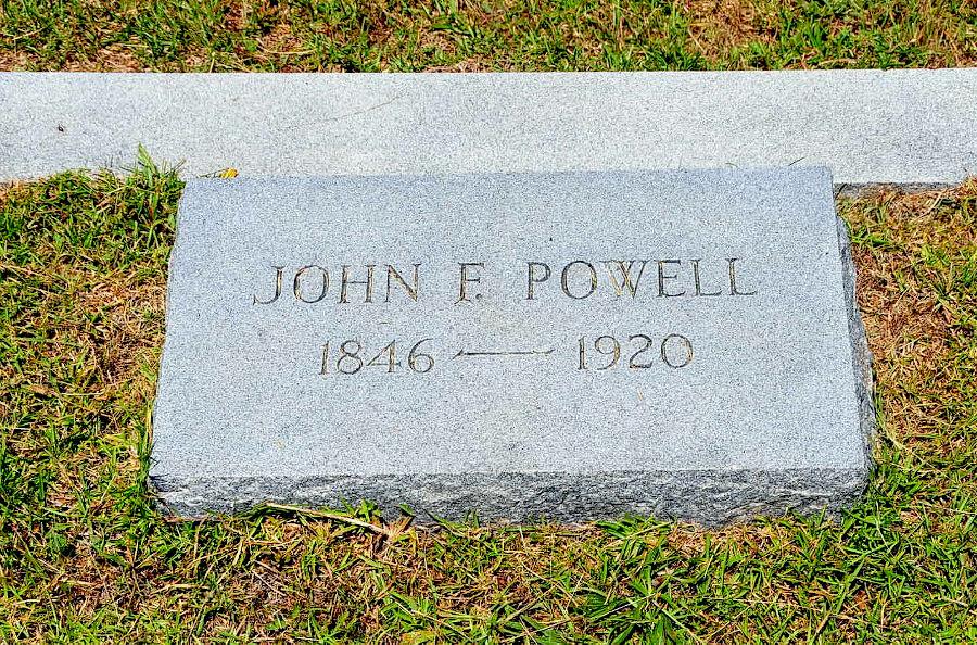 John Franklin Powell